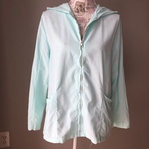 Fresh Produce Mint Lightweight Spring Jacket